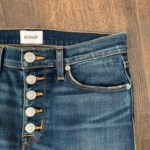 Ciara High Waist Skinny Jeans
